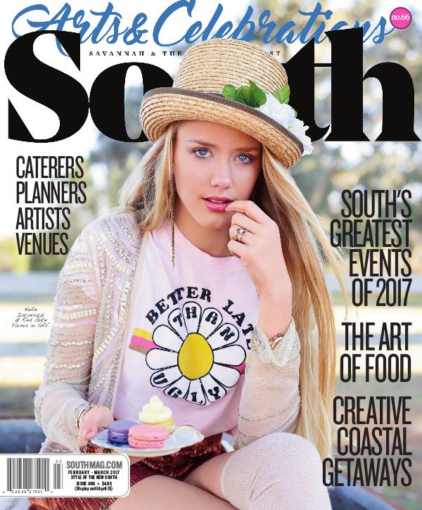 South magazine 66: Arts Issue