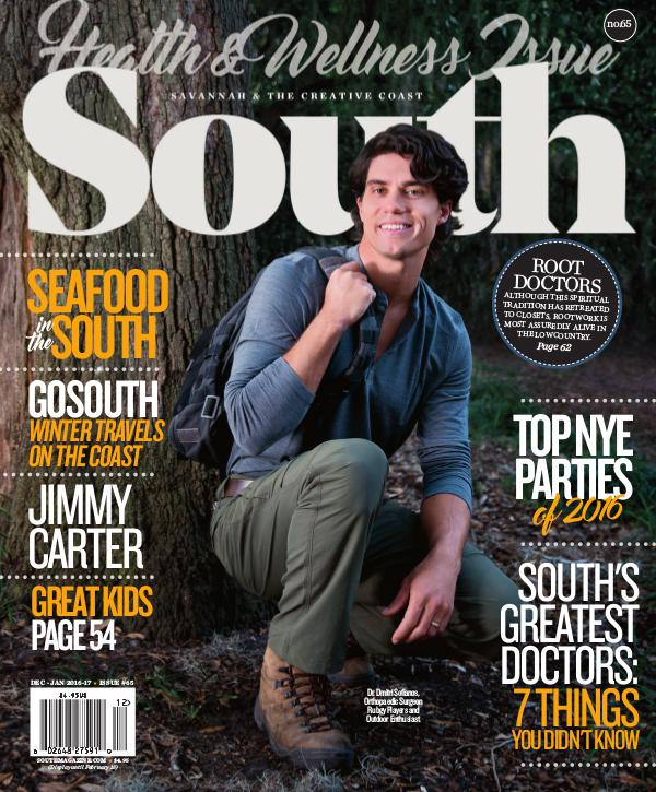 South magazine 65: Health Issue