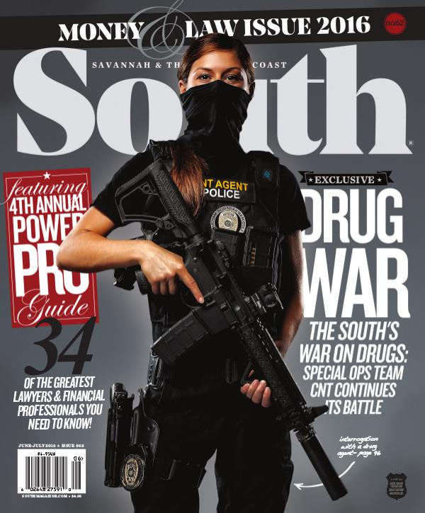 South magazine 62: Power Issue