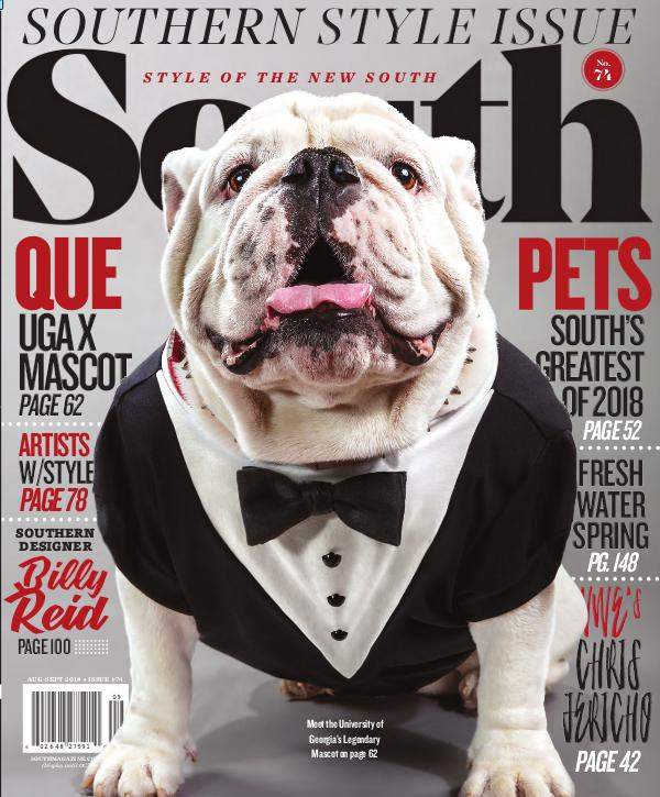 74: Southern Style Issue
