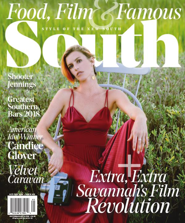 South magazine 75: Food, Film & Famous Folks