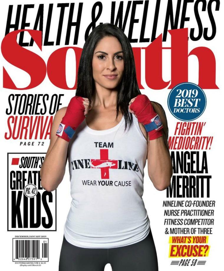 South magazine 76: Health & Wellness