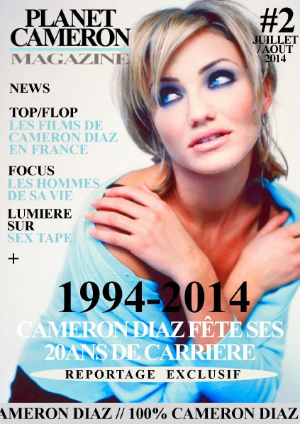 PLANET CAMERON MAGAZINE - July 2014