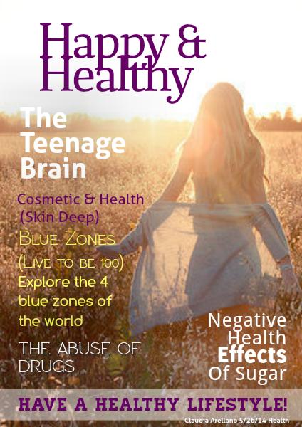 Healthy & Happy Volume 1