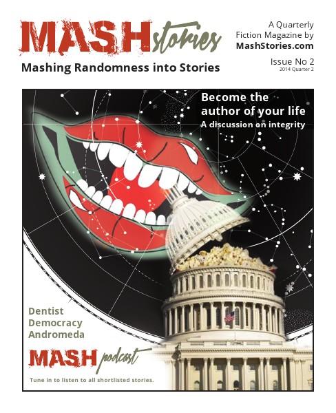 MASH Magazine Issue 2