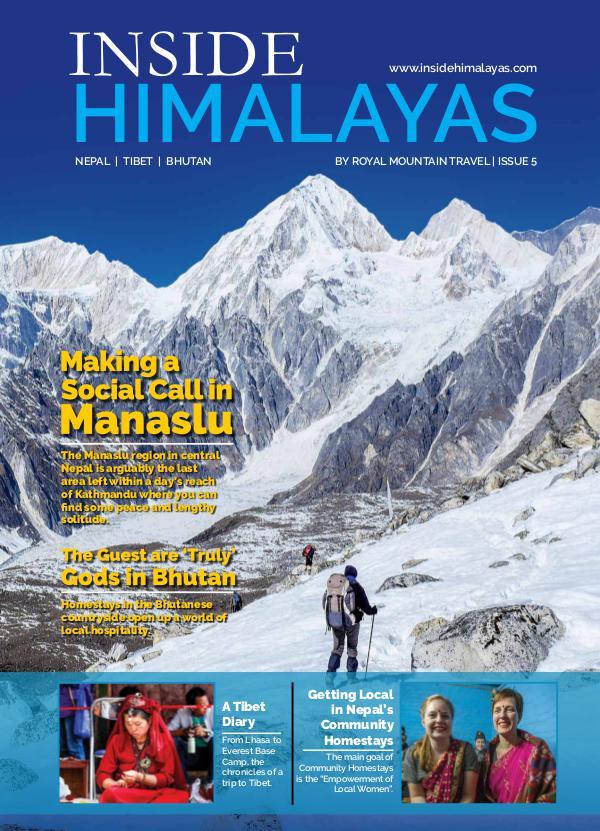 Royal Mountain Travel Magazine Inside Himalayas Issue 5