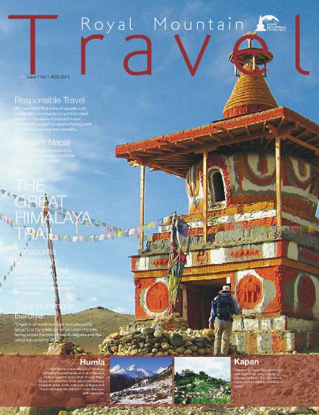 Royal Mountain Travel Magazine Issue 1