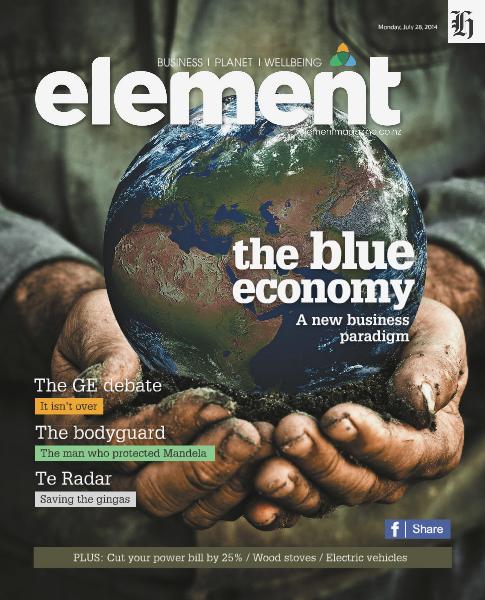Element Magazine - July 2014 Element Magazine - July 2014