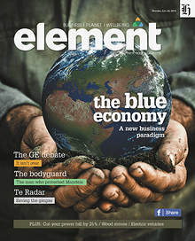 Element Magazine - July 2014