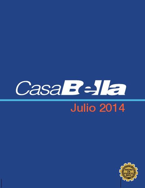 CasaBella | Julio July 2014