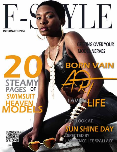F-Style International Issue 8 Vol 8