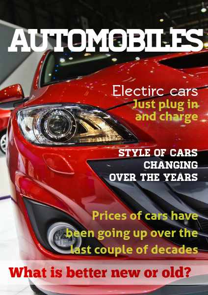 Automobiles (May, 2014)
