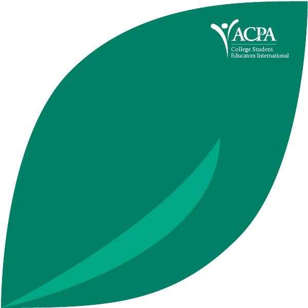 ACPA College/University Membership 1