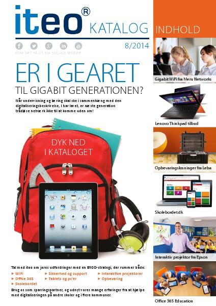 Iteo Katalog Iteo Katalog 8/2014