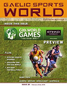 GAELIC SPORTS WORLD