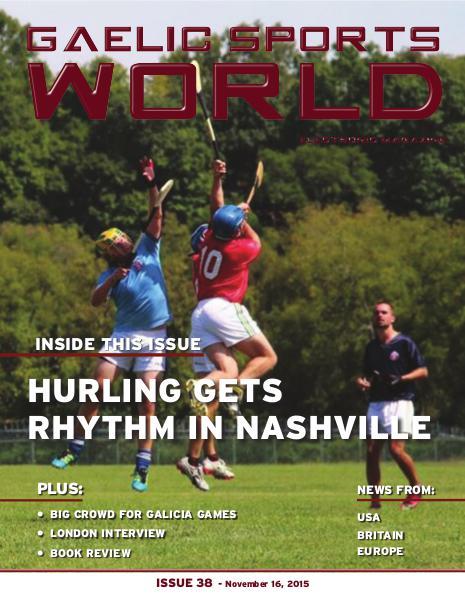 Issue 38 – November 16, 2015