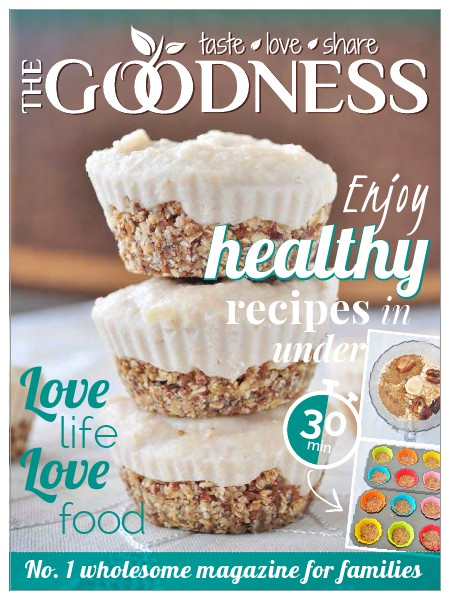 Healthy Mama Magazine Issue 1 - July 2014