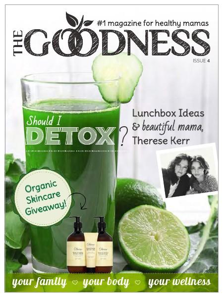 Healthy Mama Magazine Issue 4 - October 2014