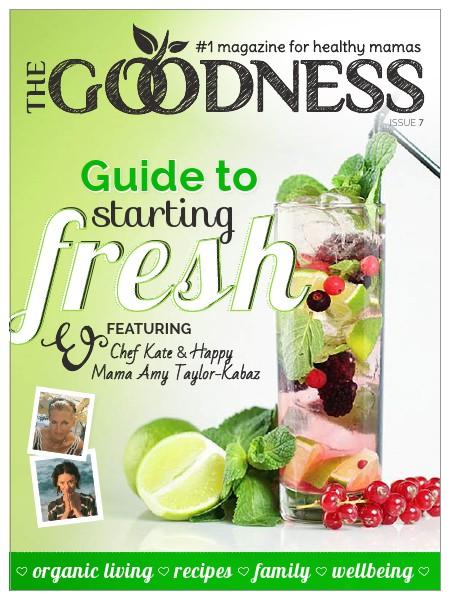 Healthy Mama Magazine Issue 7 - January 2015