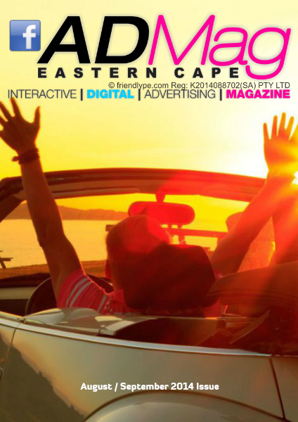 Eastern Cape Admag August/September 2014