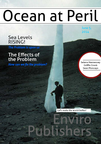 Rising Sea Levels June 2014
