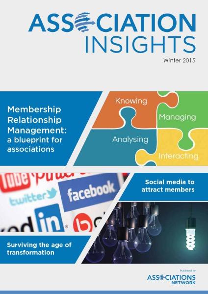 Association Insights Winter 2015