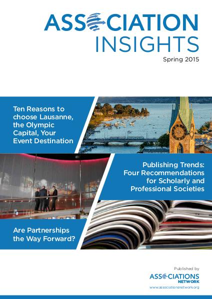 Association Insight International & European Association Insights Spring 2015