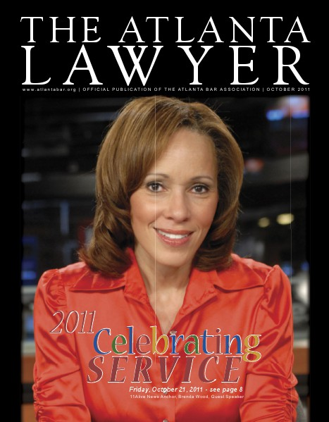 The Atlanta Lawyer October 2011