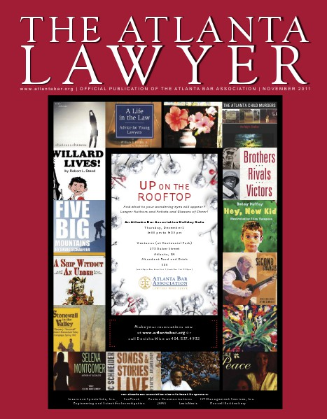 The Atlanta Lawyer November 2011