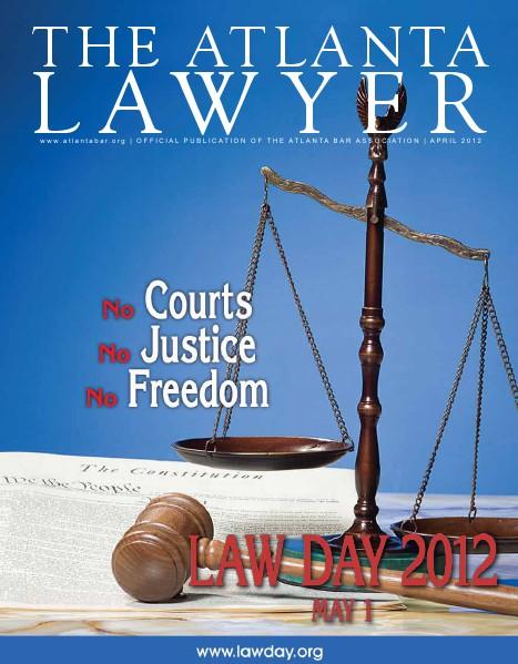 The Atlanta Lawyer April 2012