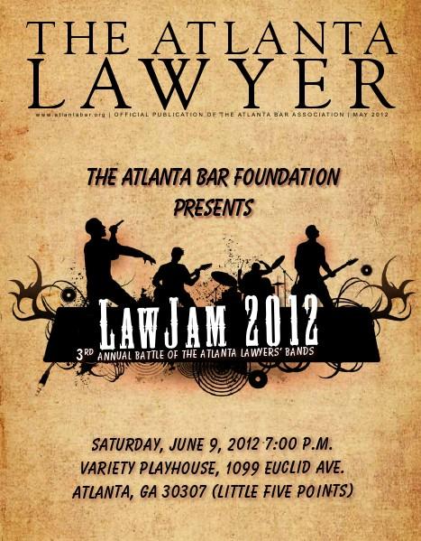The Atlanta Lawyer May 2012