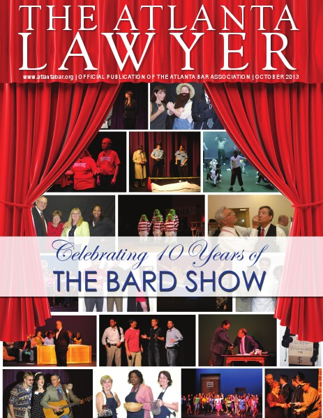 The Atlanta Lawyer October 2013