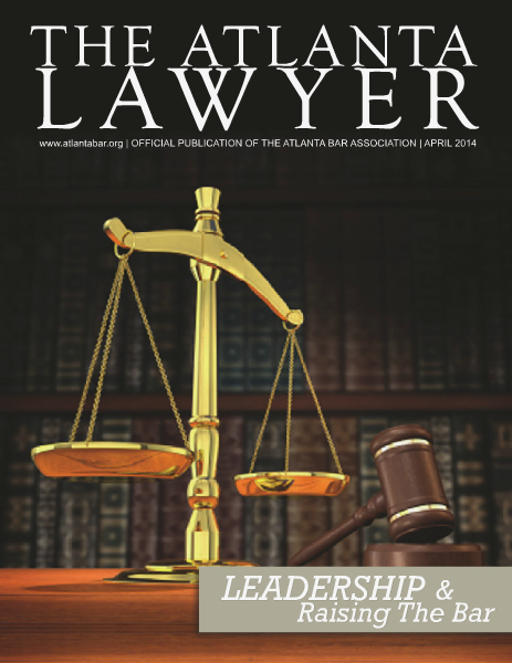 The Atlanta Lawyer April 2014
