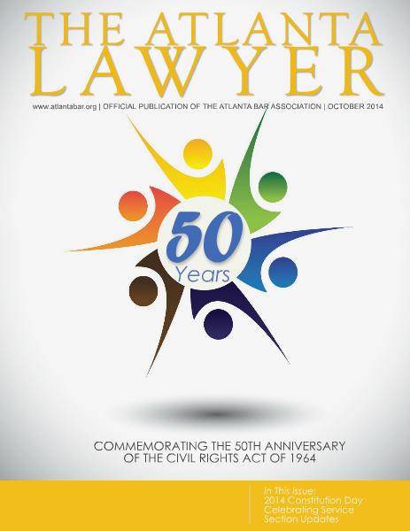 The Atlanta Lawyer October 2014