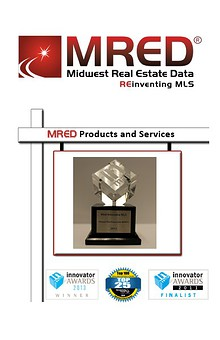 MRED Products and Services Brochure