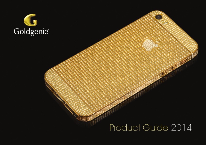 Goldgenie Brochure - May 2014