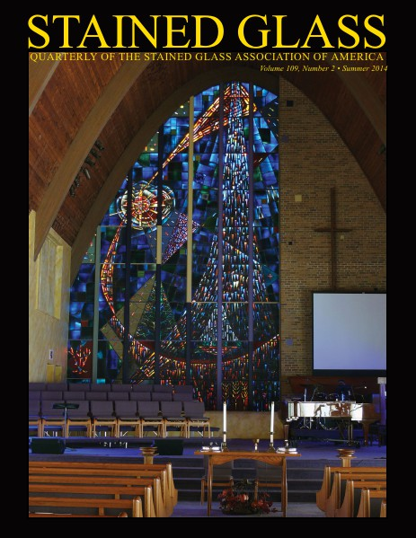 The Stained Glass Quarterly Summer 2014
