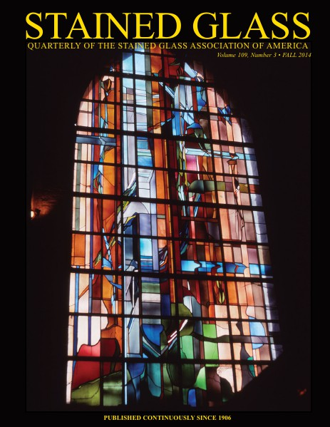 The Stained Glass Quarterly Fall 2014