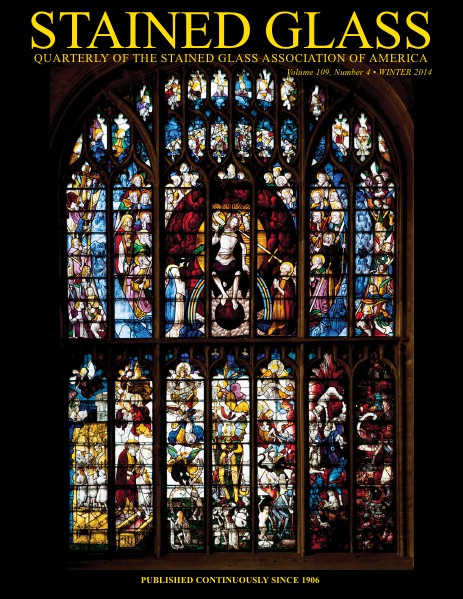 The Stained Glass Quarterly Winter 2014