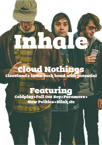 Inhale June, 2014