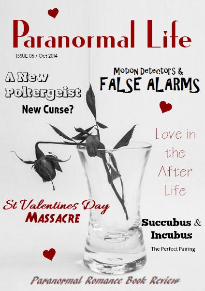 Paranormal Life FEB 2015