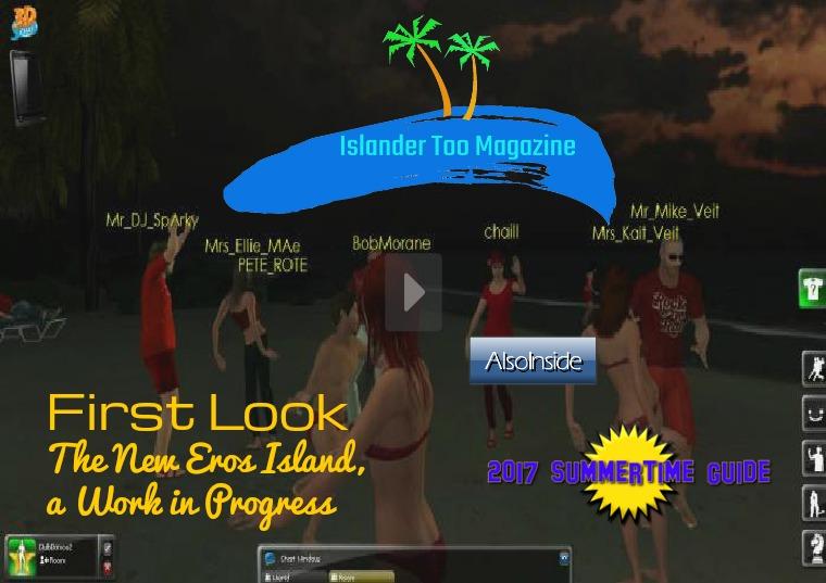 Islander Too Special Editions Mega Issue