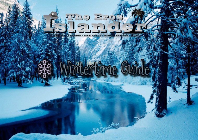 Islander Too Special Editions Wintertime Guide 2016