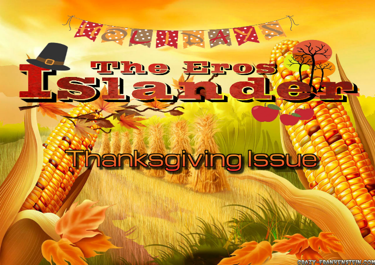 Thanksgiving Issue