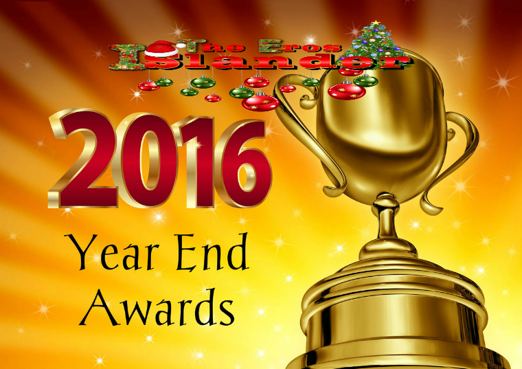 2016 Year End Awards