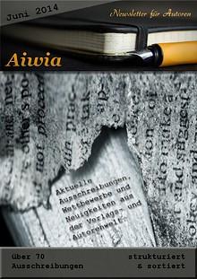 Aiwia - Newsletter für Autoren
