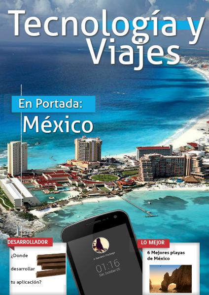 Tecnología y Viajes Mayo 2014
