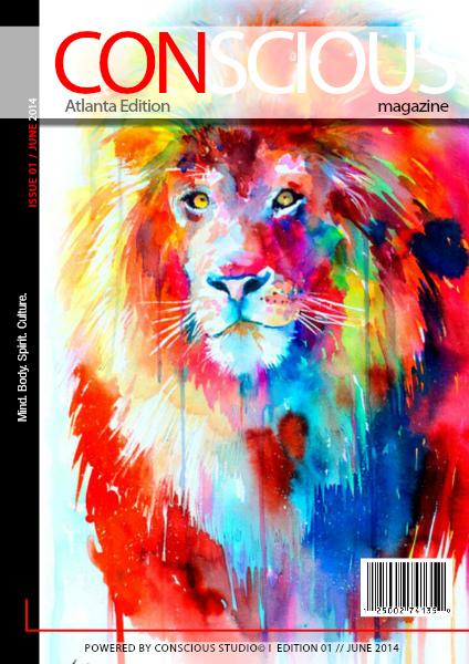 Conscious Magazine: Atlanta Edition June 2014