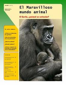 El maravilloso mundo animal