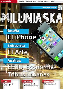 Revista Miluniaska - Octavofonía